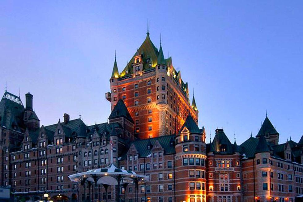 замки-отели