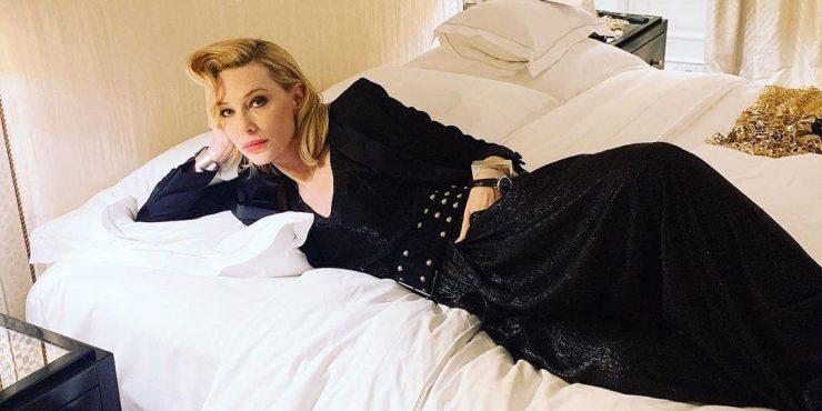 Кейт Бланшетт снова пришла на мероприятие в старом платье