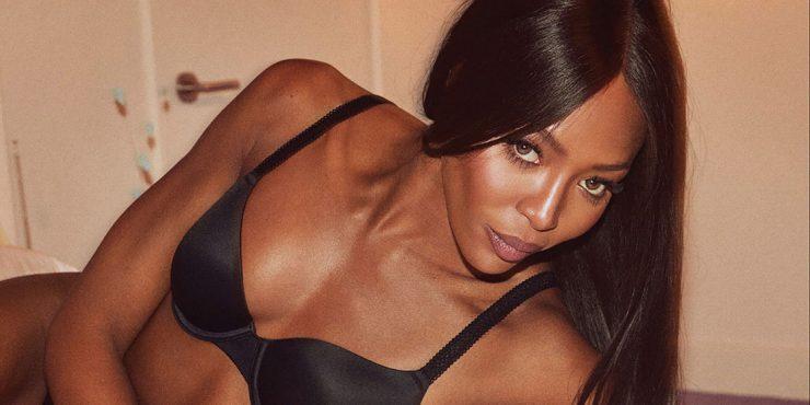 Наоми Кэмпбелл о том, как сложно быть единственной темнокожей моделью на подиуме