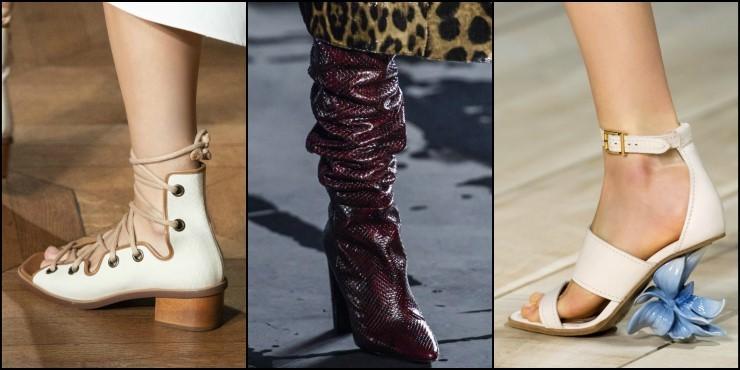Обувные тренды 2020: какую обувь мы будем носить в следующем году