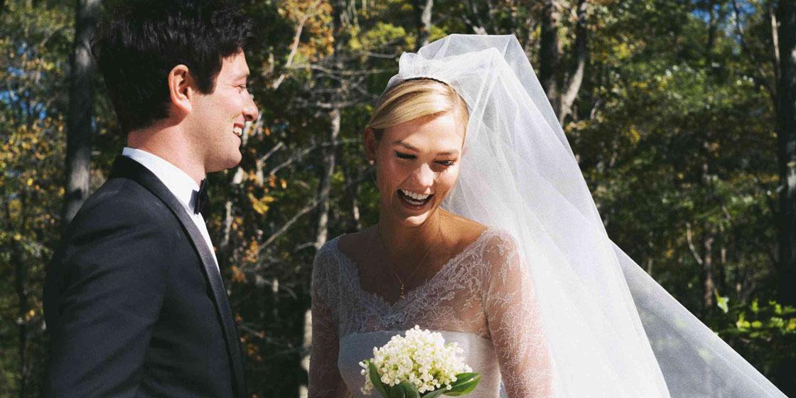 Модные провалы: одинаковые свадебные платья знаменитостей
