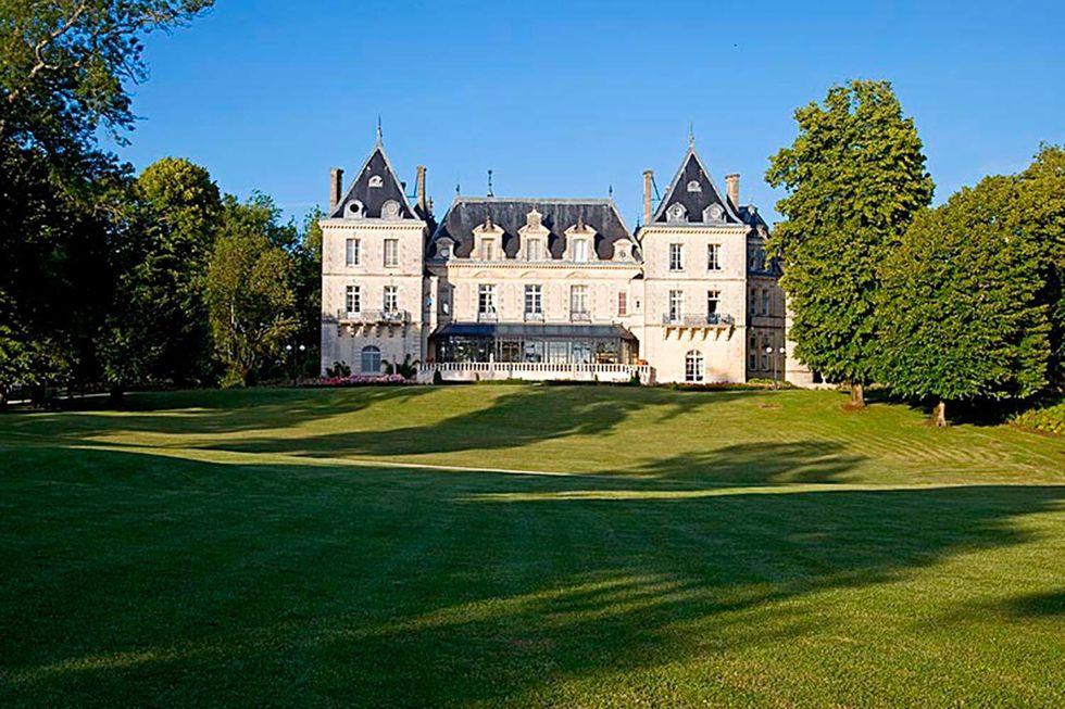 Отдых по-королевски: Лучшие замки-отели мира