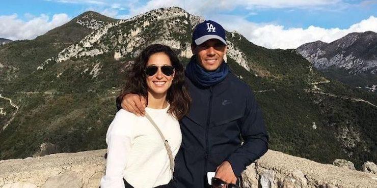 Свадьба года: Рафаэль Надаль и Мария Франциска Перельо