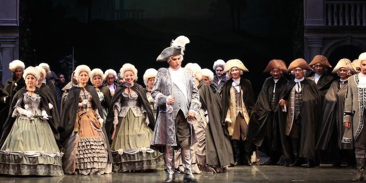 Тяга к прекрасному: опера «Бал-маскарад» в ГАТОБ имени Абая