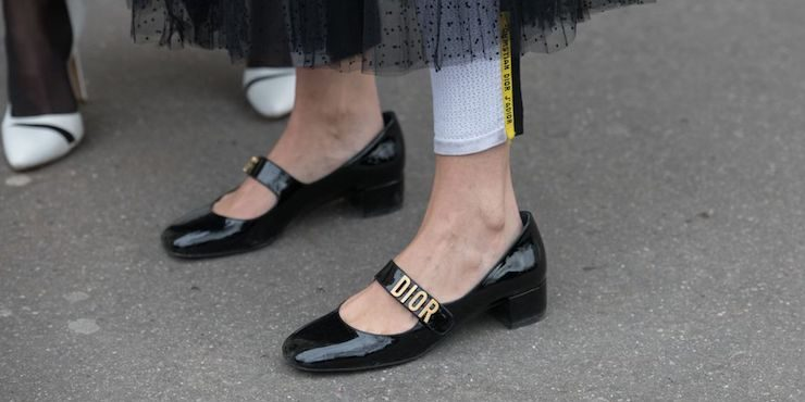 Какую обувь носить в офис?