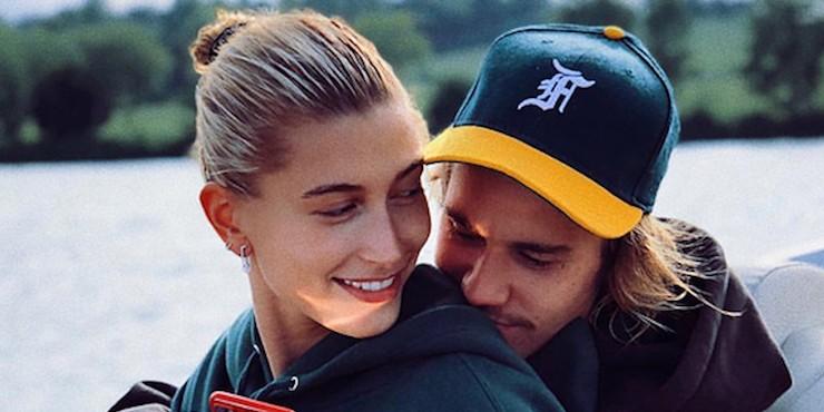 Джастин и Хейли Бибер поженились во второй раз
