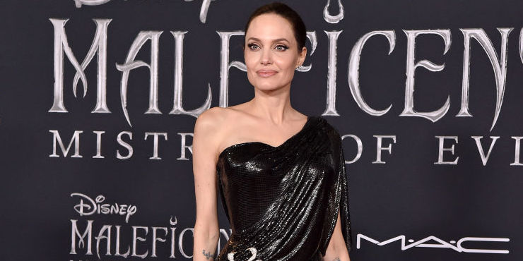 «Я перестала себя узнавать»: Анджелина Джоли о разводе с Брэдом Питтом