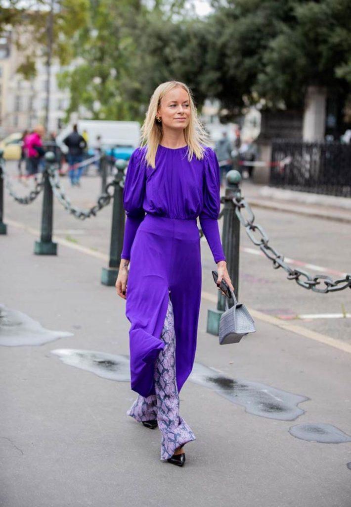 Стристстайл на Неделе моды в Париже