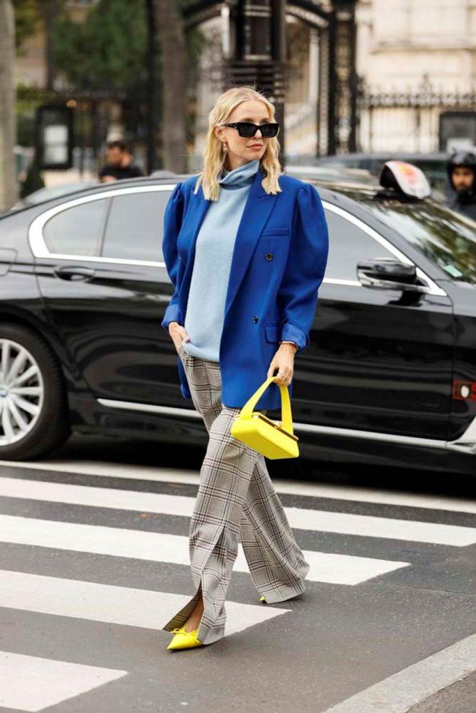 Стритстайл на Неделе моды в Париже: такого никто не ожидал