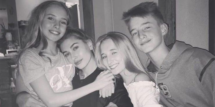 Не только Хейли: 5 сестер семьи Болдуин