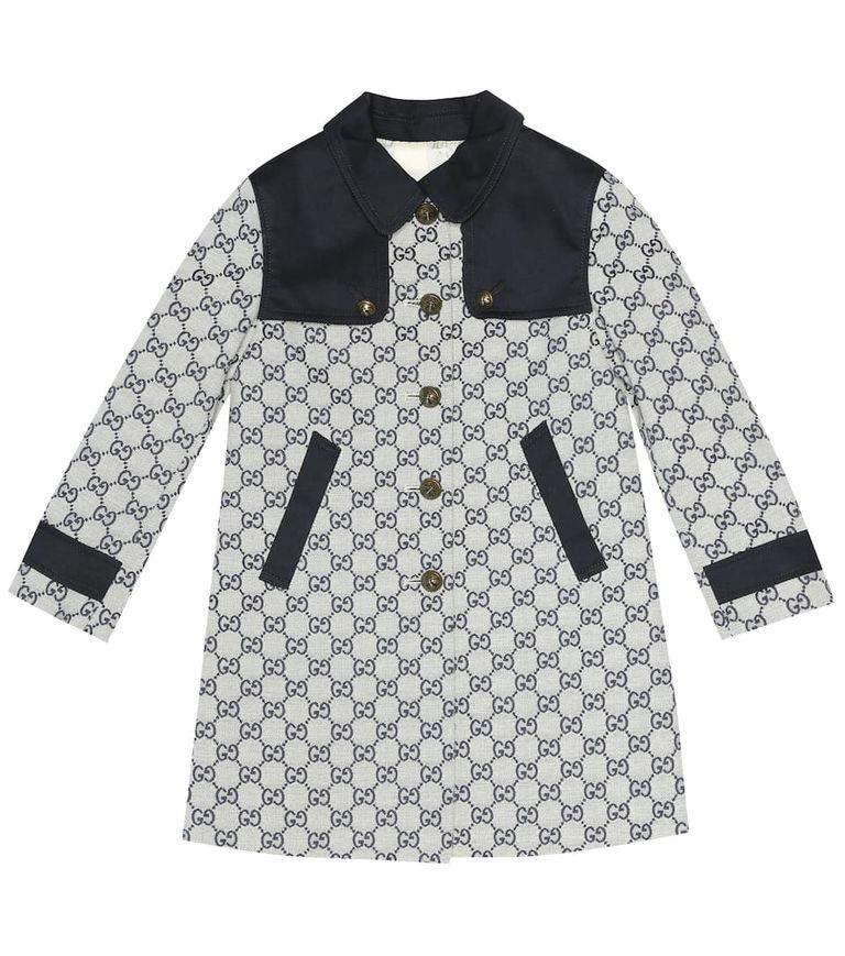 детская куртка gucci