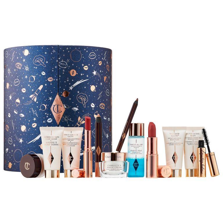 Подарки на Новый год: какие косметические наборы выбрать