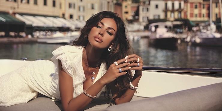 Dolce vita, Италия и Мадалина Генеа в новой рекламной кампании Damiani