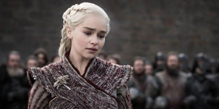 «Они наводили ужас!»: Эмилия Кларк – о сценах насилия в «Игре престолов»