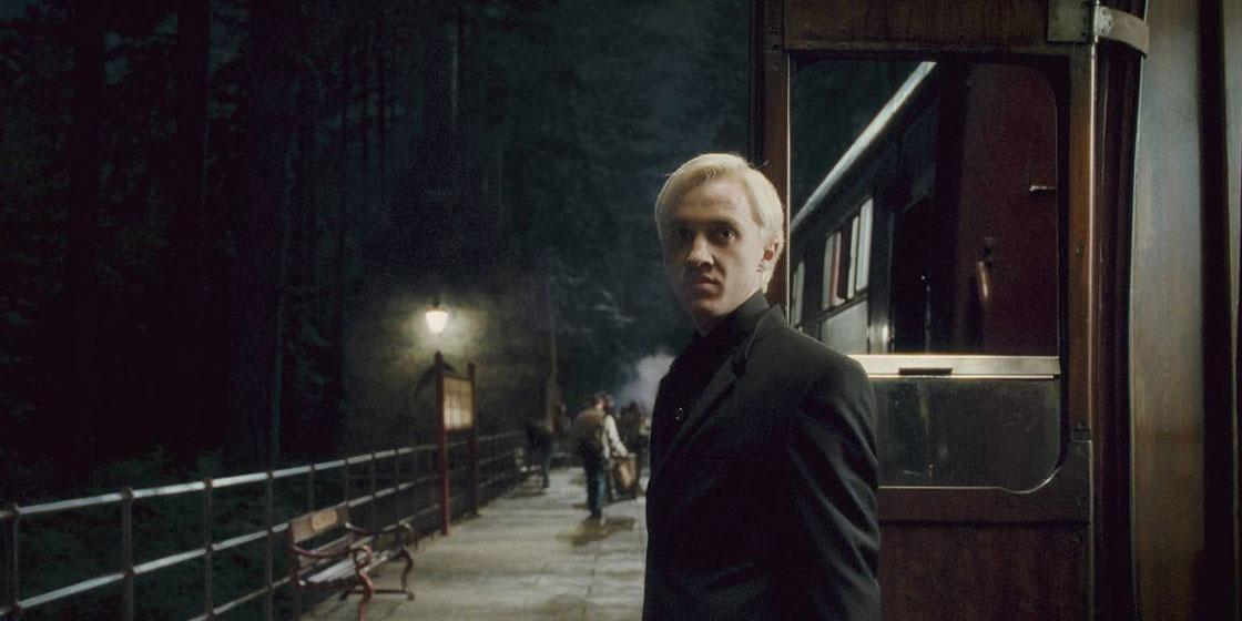 Драко Малфой уже не тот! Том Фелтон ностальгирует по съемкам «Гарри Поттера»