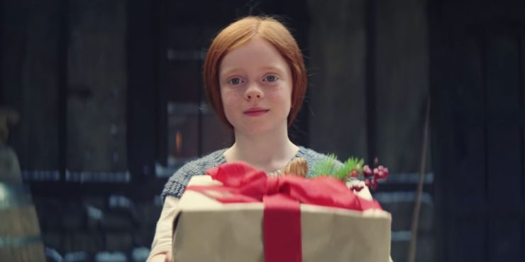 Рождественская реклама, которая разобьет вам сердце