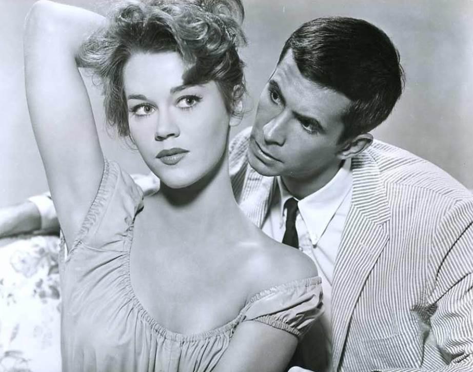Джейн Фонда в фильме «Большая история» (1960)