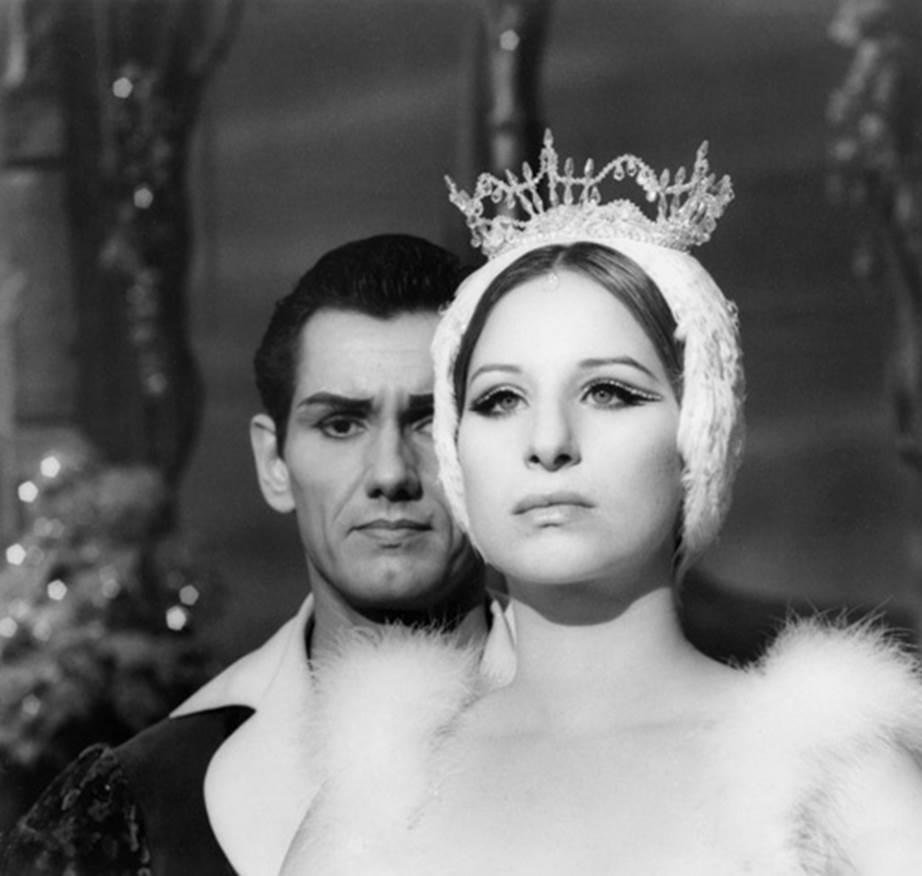 Барбра Стрейзанд в фильме «Смешная девчонка» (1968)