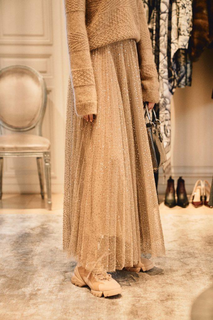 Как прошел коктейль и презентация новой коллекции Dior в Алматы?