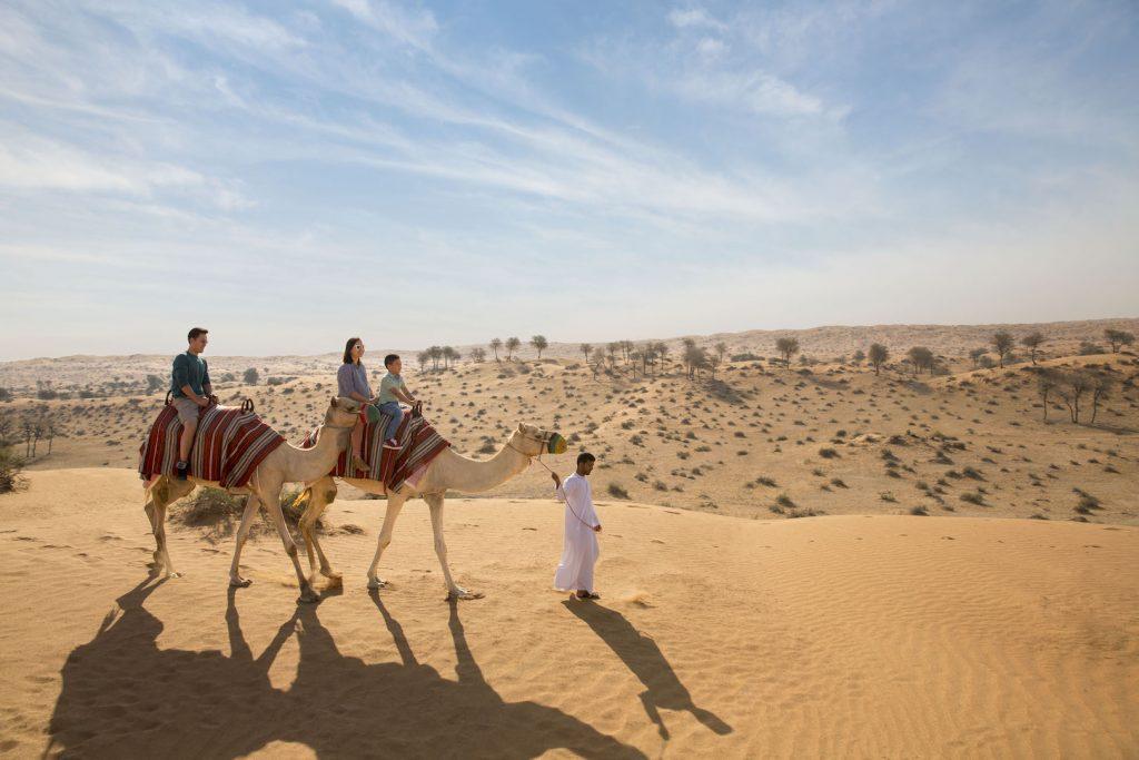 Восторг и радость: отдых в эмирате Рас-эль-Хайма