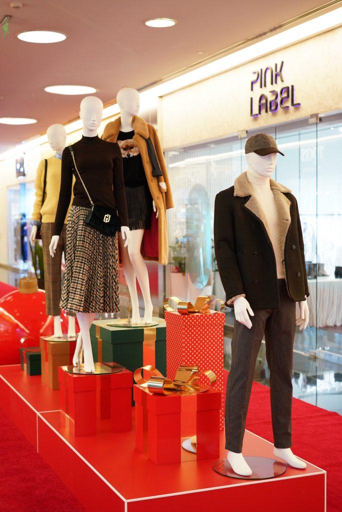 Новый год в Esentai Mall: какие сюрпризы подготовил молл