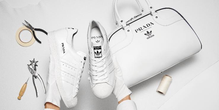Первый взгляд на совместную коллекцию Prada и Adidas
