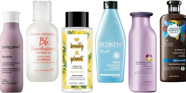 Шампунь для сухих волос: 11 лучших вариантов
