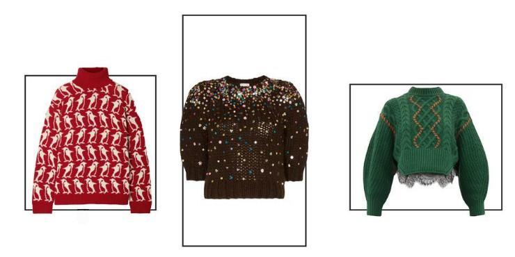 Рождественский свитер: 10 моделей, которые действительно хочется носить