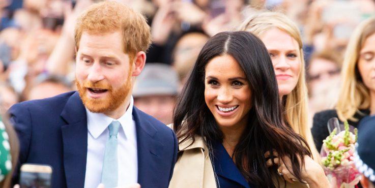 Меган Маркл и принц Гарри встретят Рождество вдали от королевы
