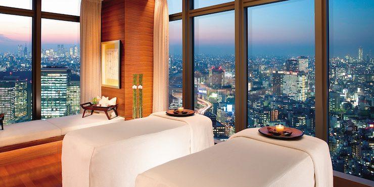 Небесный замок: отправляемся в Токио
