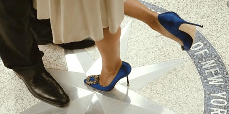 Самые культовые туфли в истории кино