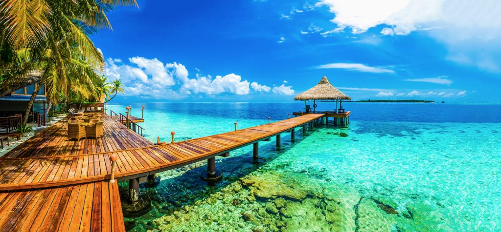 что подарить маме на день рождения: Мальдивы