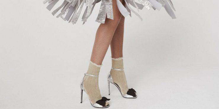 Туфли на Новый год: 10 пар, в которых вы будете танцевать всю ночь