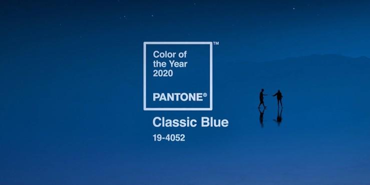 Pantone объявили главный цвет 2020 года