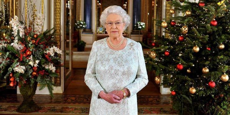 Рождественские традиции королевы Елизаветы II