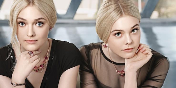 Дакота и Эль Фаннинг сыграют сестер в киноадаптации романа «Соловей»