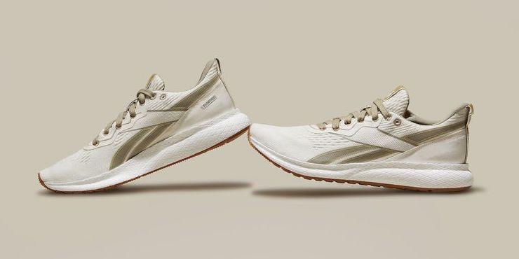 Reebok выпустит новые кроссовки из натуральных материалов