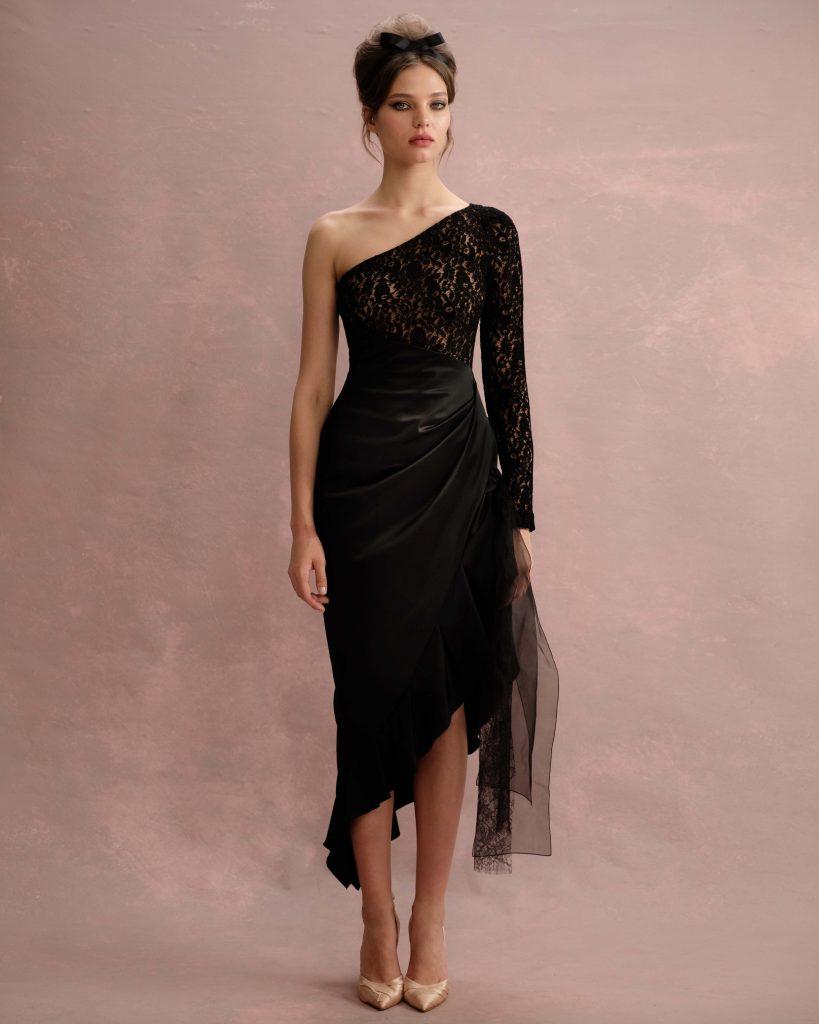 Наряды из вечерней коллекции Ulyana Sergeenko как идеальные платья на Новый год