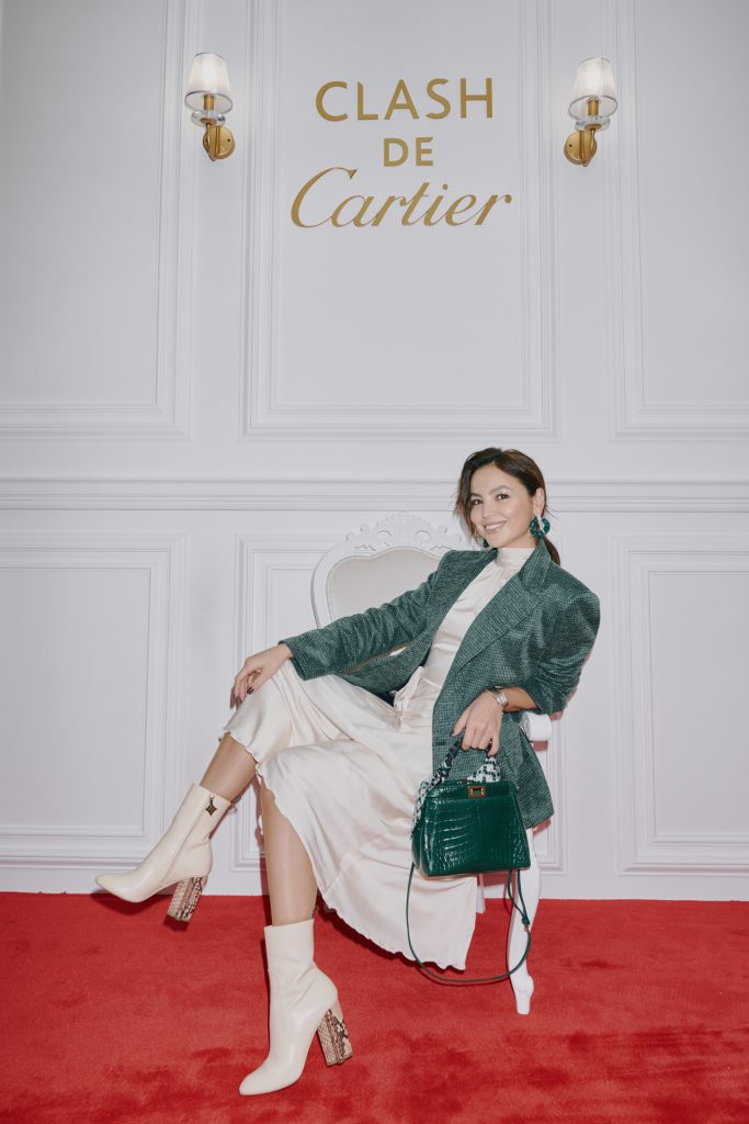 Коктейль в честь презентации коллекции Clash de Cartier