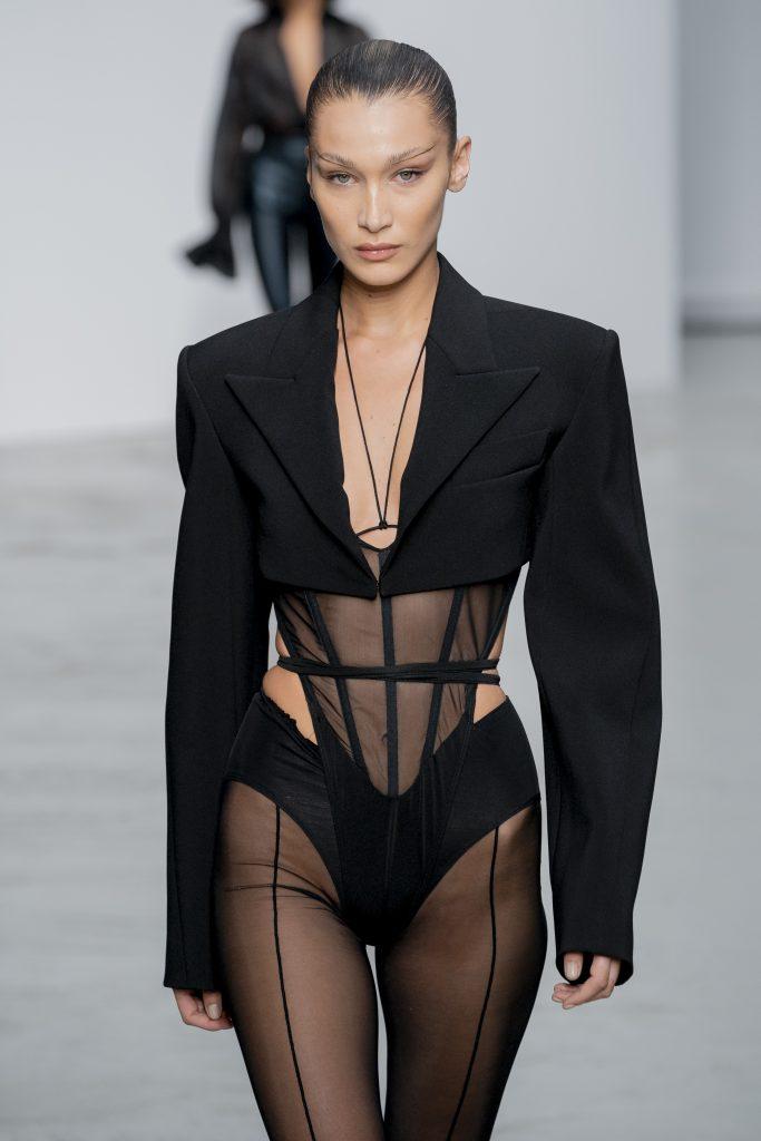сексуальные модные показы