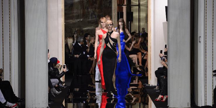 Самые сексуальные модные показы за последние двадцать лет