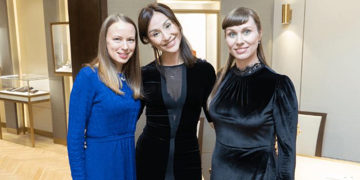 Уроки истории: в Алматы прошла лекция ювелирного Дома Boucheron