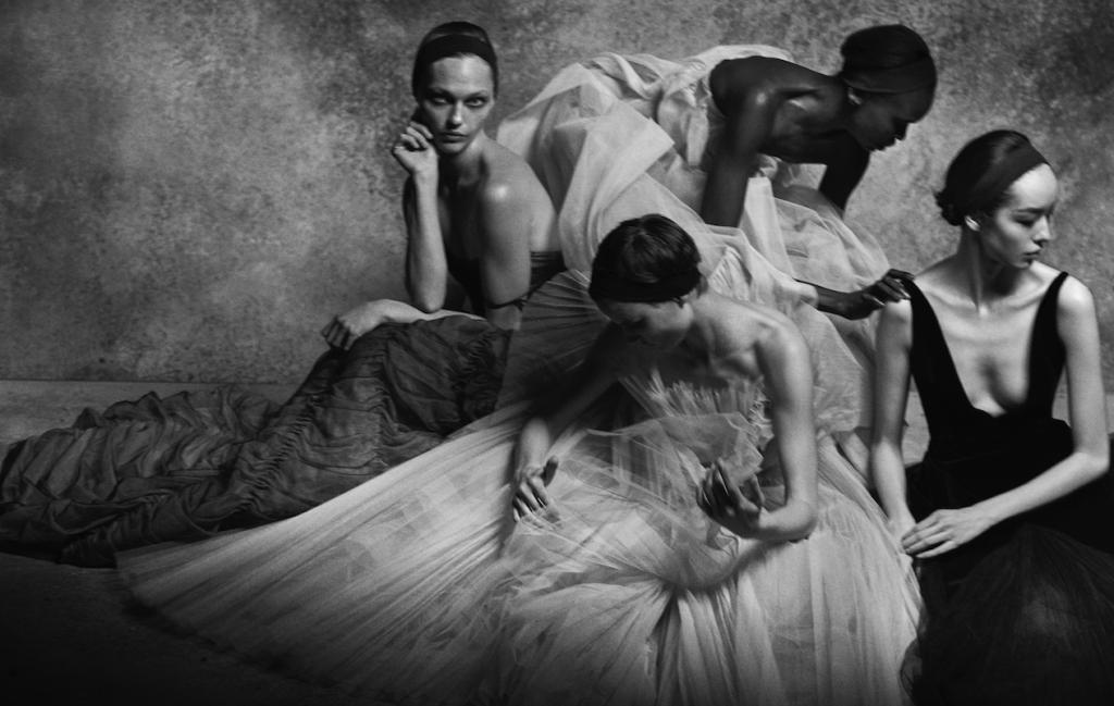 Последнее послание: Книга-посвящение «Dior/Lindbergh»