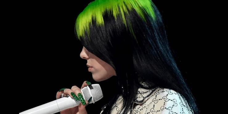 Новый тренд: длинные ногти с безумным дизайном