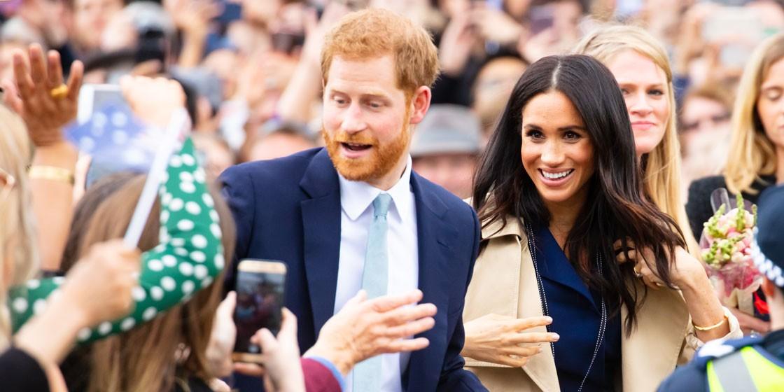 Netflix заинтересованы в сотрудничестве с принцем Гарри и Меган Маркл