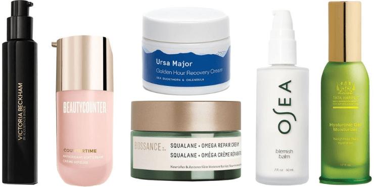 Как выглядят лучшие натуральные и органические увлажняющие кремы для лица