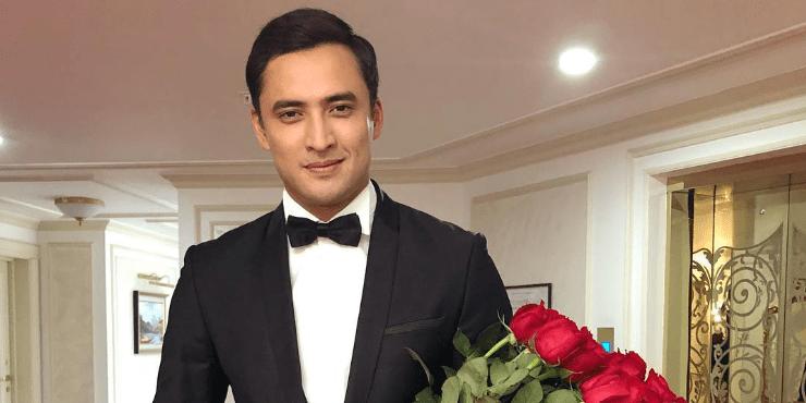 Казахстанский секс-символ Тауекел Мусилим женился