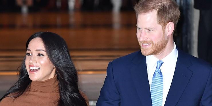 Принц Гарри и Меган Маркл: самые смешные реакции на их уход