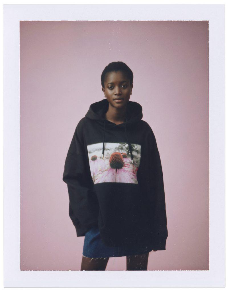 Хелена Кристенсен сделала коллекцию для H&M