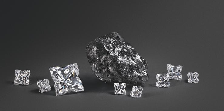 Алмаз Louis Vuitton: как выглядит второй по величине драгоценный камень в мире